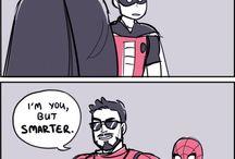 superhero shits