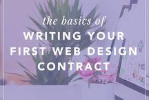 Web design clients