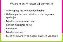 Activiteiten voor ouderen