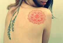 Tattoo / Body art and ink in lovely combinations / by Beth Zaiken
