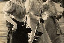 1900's Fashion - Women
