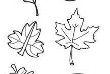 őszi dekoráció óvoda