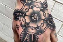 Tatuajes tradicionales americanos