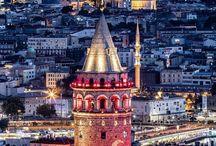 Istanbul, Türkiye, Kapadokya,