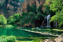 beautiful places / by Triniti Johnson