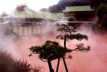 Nine Hells of Beppu, Japan