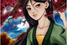 Mulan / by Crystal Mascioli