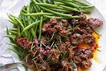 Thai curries / Thai food