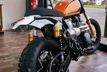 Scrambler woman / Appassionate di moto!!!