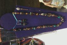 My beads  / Lampwork from Wild Rose Studios, Walker Lake Nevada / by Shelley Hartmann