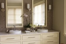 it's time to remodel my bathroom / by kimberly AH
