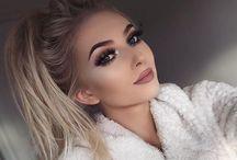 Inspirerande makeup