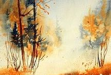 akvarely