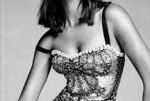 Naomi Cambell / Fashion model