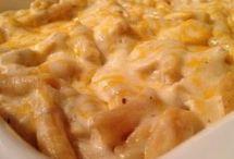 chicken cheese casserole