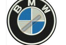 Car Auto Logos Embroidery Designs