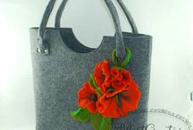 bag of felt