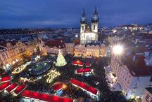 PRAGUE - Magic Christmas / Advent is one of the most magical times to visit the city of Prague, which gets decked out with trees, lights and markets. The largest Christmas market in the Czech Republic occupies Old Town Square, where visitors can stand beneath the city's tallest Christmas tree. Christmas Day isn't the only holiday either. Earlier in the month on St. Nicholas Day, the famous man himself parades through the city, accompanied by a devil and an angel, visiting children in Prague's streets and plazas.