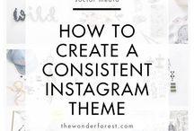 white instagram theme