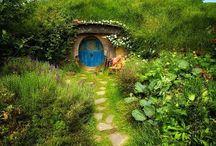 piękne ogródki