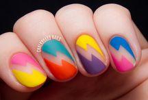 Nail art ❤️