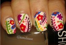 Nails fiestas patrias