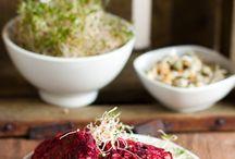 Food recipes / Uusia ideoita keittiöön ja leivontaan