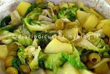 Ricette - Verdure