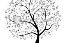 Trees / by Jennifer Manuel