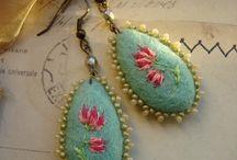 accesorios bordados