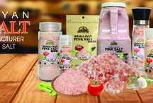 Himalayan Rock Salt / The Himalayan crystal salt is undisputedly the cleanest and the purest salt available on the planet where we are living right now. There are several, and in fact, countless benefits of this salt that are not only linked directly with our health, but also great for the environment