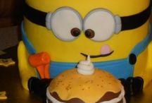 Minion cakes ideas