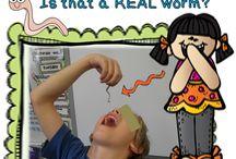 Worms / by Julie Burt