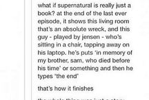 Supernatural ending