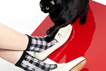 Cats in fashion