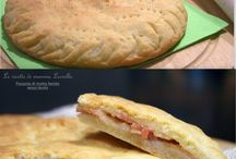 Torte salate - Focaccie - Farinata