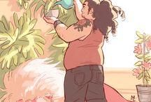 Steven Universe - Steven Quartz Universe