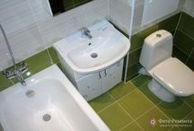 ванная 4 кв м
