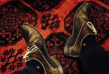 Feeling the Vintage Leather / That Feeling of accomplishment when you find that perfect pair of leather shoes to express and emphasize your unique style as a trademark of you for many years to come is exactly what we aim to bring out in you and your space with our hand aged vintage leather range.