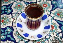 Amicalement Amoureusement / Prendre un un cafe, Le the , la tisane pour l Amour et l amitiė...