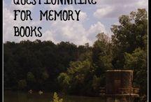 Reminiscence Memory Books