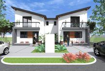 duplex house design