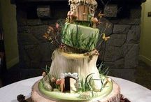 Wedding Cakes to Remember / by Amy Johnsen