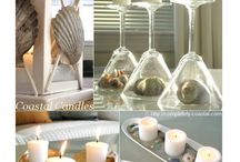 Candles / by Lana Ambuske Ghilarducci