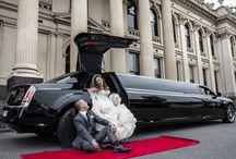 Dark Angel / Our brand new 10 passenger black Chryslerlimousine