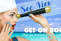Sea View Summer 2013 / Anise Sea View Collection for Summer 2013 available exclusively at your local DSW / by Anise Nail Fashion