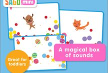 Kids apps  / Recommended apps for kids - focus on literacy, numeracy, music & sounds, etc.