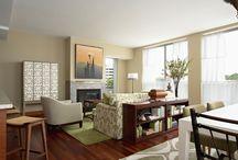 Studio Apartment / by Stephanie Hensley
