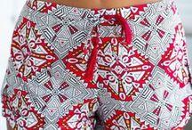 pantalon cortito