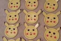 Pokemon Go verjaardagsfeest